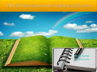 CRJ 201 Innovation is Our Tradition/crj201.com