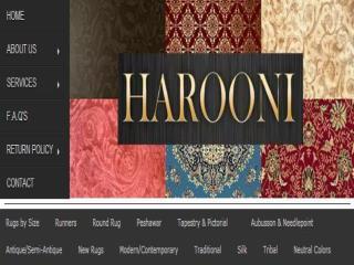 Harooni rugs