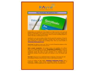 Why is Bookkeeping with QuickBooks Better?
