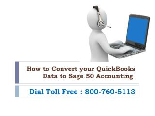 How to Convert your QuickBooks Data to Sage50 Accounting?