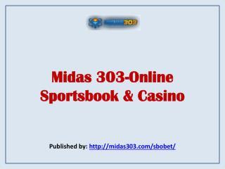 Midas 303-Online Sportsbook & Casino