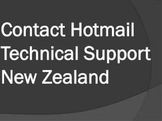 Hotmail Support Number For Instant Support And Assistance