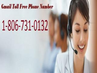 Instant help For Gmail helpline number 1-806-731-132 in USA and Canada