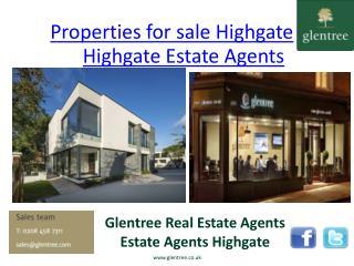 Properties for sale highgate   Highgate Estate Agents