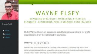 Need motivation? Wayne Elsey Inspiration