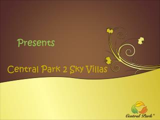 Central Park 2 Sky Villas