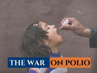 The war on polio