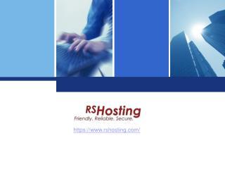 UK SSD Hosting