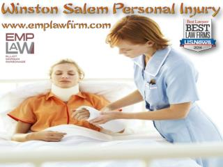 Winston Salem Personal Injury