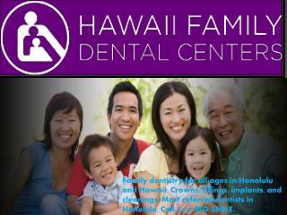 hawaii dentist
