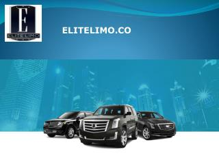 Elite Limo- luxurious Limo Rental Service