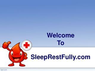 Buy CPAP Machines From SleepRestfully.com
