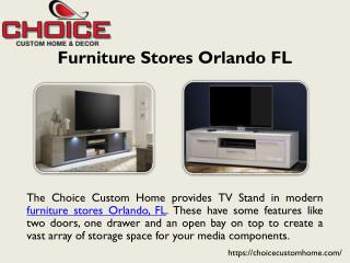 Furniture Stores Orlando FL