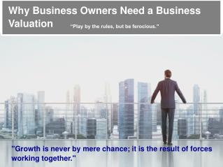 Significance Of Best Business Valuation Firms