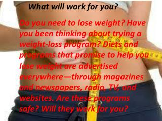Medical Weight Loss and Aesthetics Center