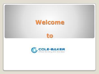 Cole Baker