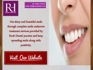 Dentist in Wolverhampton