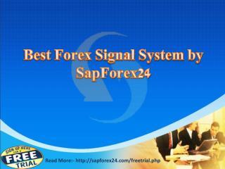 Best Forex Signal Company |Comex live |Sapforex24