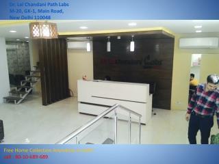 Best Diagnostic Center in Nehru Place - Lal Chandani Pathology Lab
