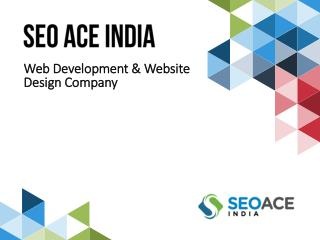 Seoaceindia Web Development - Design Company