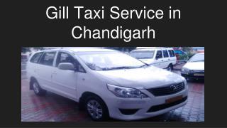 Gill taxi service