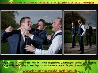 Wedding Videographer Hertfordshire