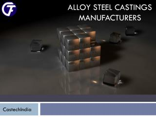 Heat Resistant Alloy Steel Castings Components