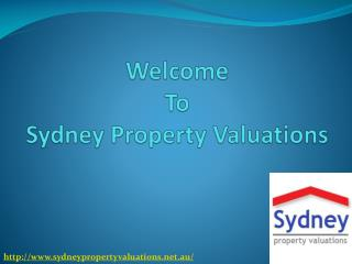Sydney Property Valuation | Property Valuer