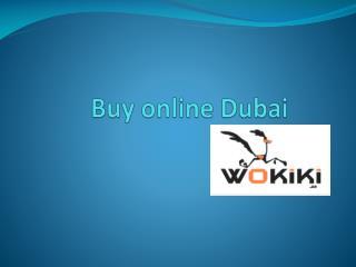 buy online dubai