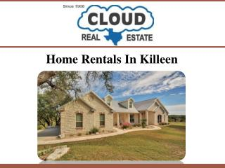 Home Rentals In Killeen