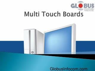 Multi Touch Boards