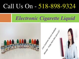Electronic Cigarette Liquid - Wholesale E Liquid