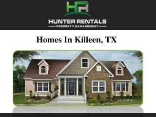 Homes In Killeen, TX