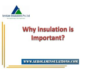 Understanding the Importance of Insulation