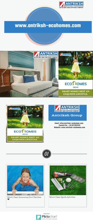 Antriksh Eco Homes l Zone