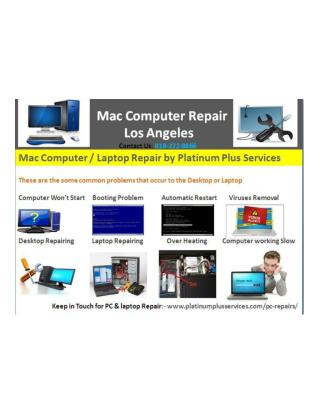 Ppt Mac Repair Services In Dubai 971 523252808