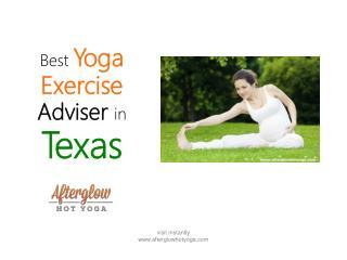 Best Yoga Exercise Advisor in Texas
