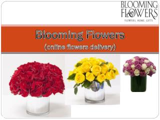 Online Flowers Delivery services In Miami