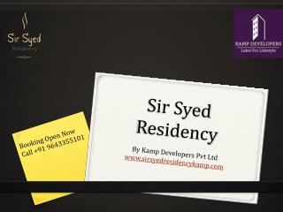 Sir SYed Residency