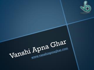 Vanshi Apna Ghar