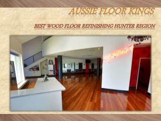 Aussiefloorkings - Best Wood Floor Refinishing Hunter Region