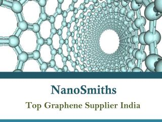 NanoSmiths-Top Graphene Supplier India