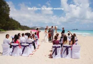 Hawaii wedding: The Best Way to Pamper You Lady Love