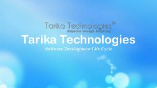 Software Solutions - Tarikatechnologies.com