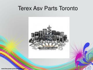 Engine Parts Torontos