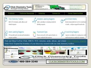 Click Chemistry Reagents