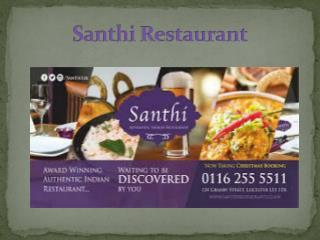 Leicester Restaurants