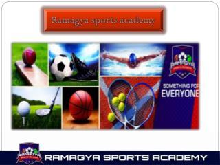 Ramagya sports academy in Noida: Preparing Children for a Bright Future
