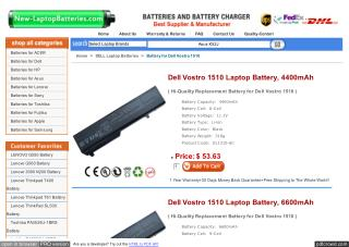 http://www.new-laptopbatteries.com/dell-vostro-1510.html