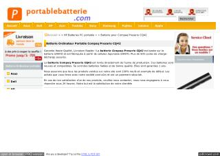 http://www.portablebatterie.com/compaq-presario-cq42-portable-batterie.html